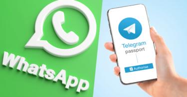 Quelle est la différence entre whatsapp et telegram ?